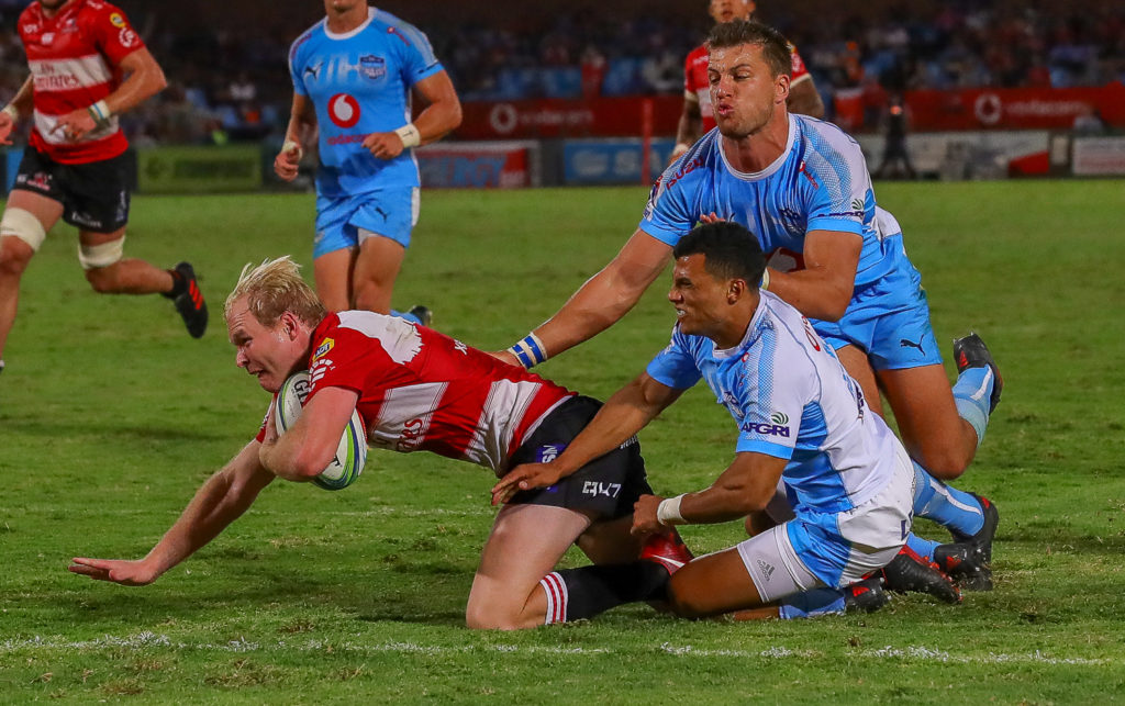 Super Rugby teams (Round 19)