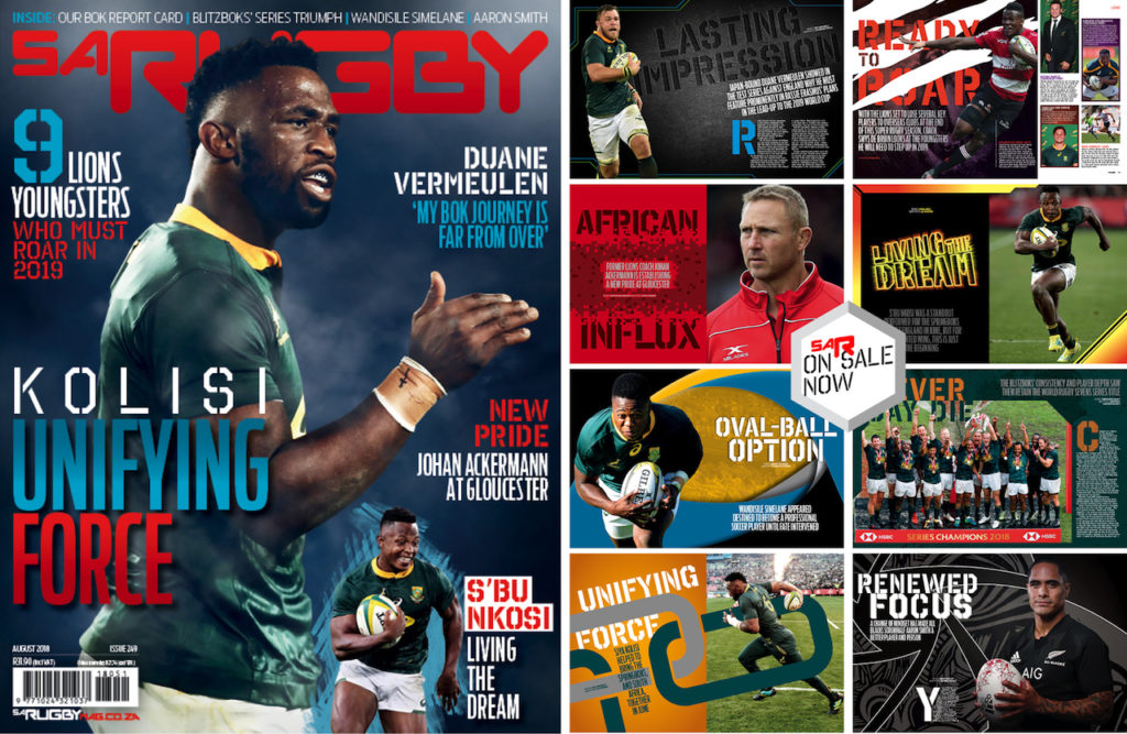 SA Rugby magazine Issue 249
