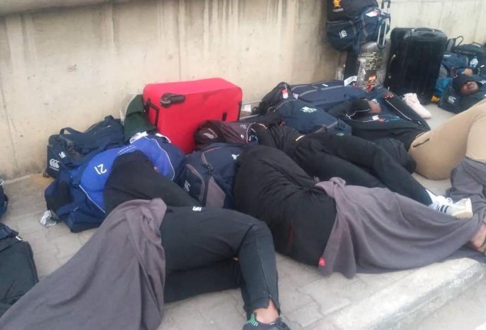 Tunisia shift blame over accommodation