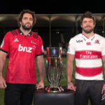 Sam Whitelock, Warren Whiteley