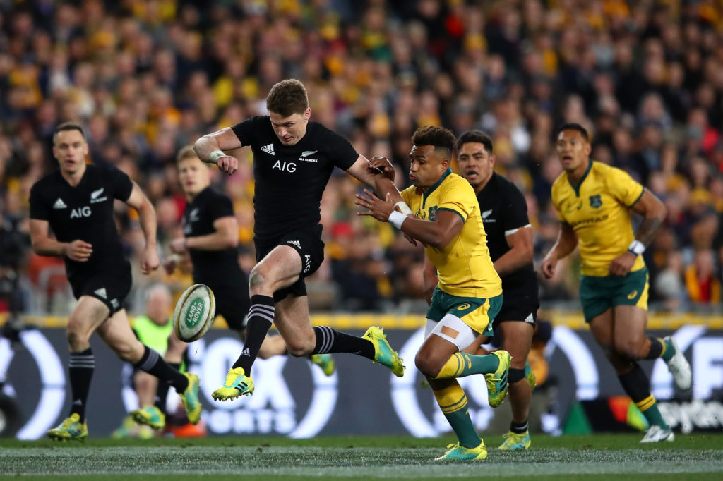 Preview: All Blacks vs Wallabies