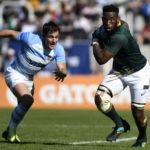 Springbok captain Siya Kolisi