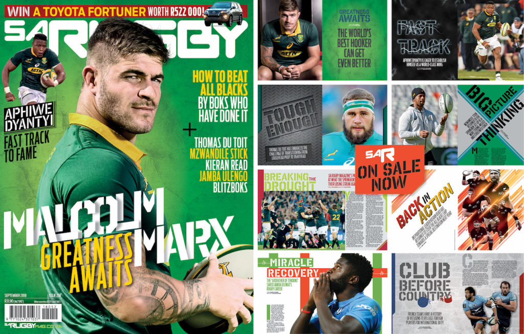 SA Rugby magazine, Issue 250
