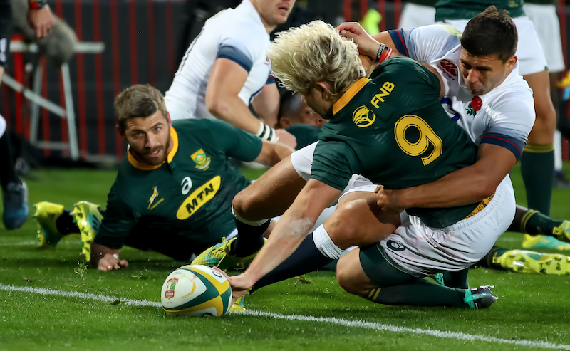 How Rassie boosted Bok depth: Part 1