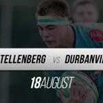 LIVE: Stellenberg vs Durbanville