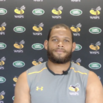Watch: Carr on Wasps return