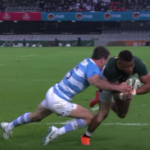 Watch: Rugby Champs Player of the Week