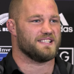 Watch: Franks on All Blacks career