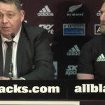 Watch: All Blacks press conference