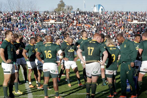The Springboks