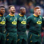 Springboks anthem