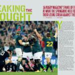How Springboks can beat All Blacks