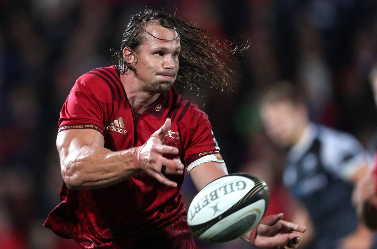 Arno Botha out to earn Bok recall