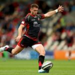 Dragons flyhalf Josh Lewis