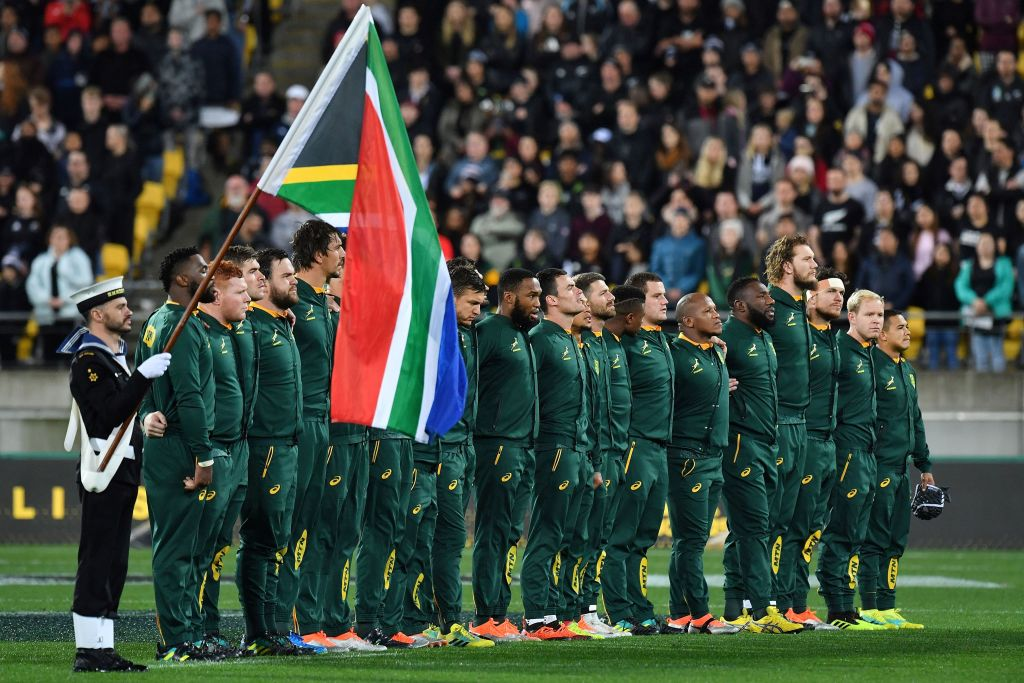 Springboks may need 'bubble' to play Test rugby any time soon - SARugbymag