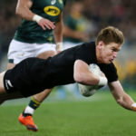 Jordie Barrett, All Blacks