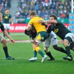 Springboks tackle