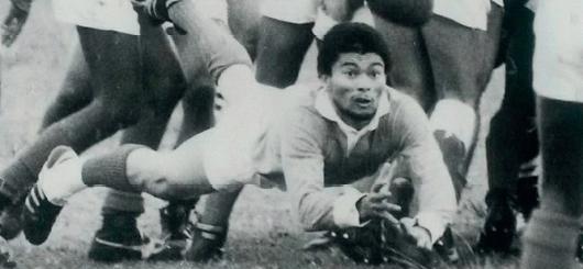 Black legend: Ronnie Korkee