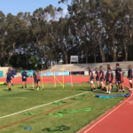 Watch: Wallabies training session