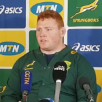 Watch: Bok press conference (Kitshoff)