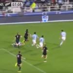 Highlights: Argentina vs All Blacks