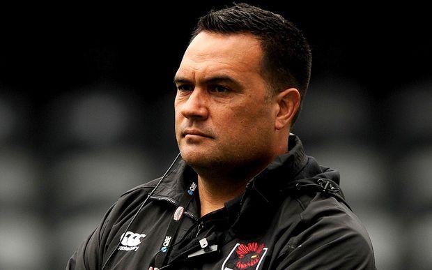 New Samoa coach keen to build depth