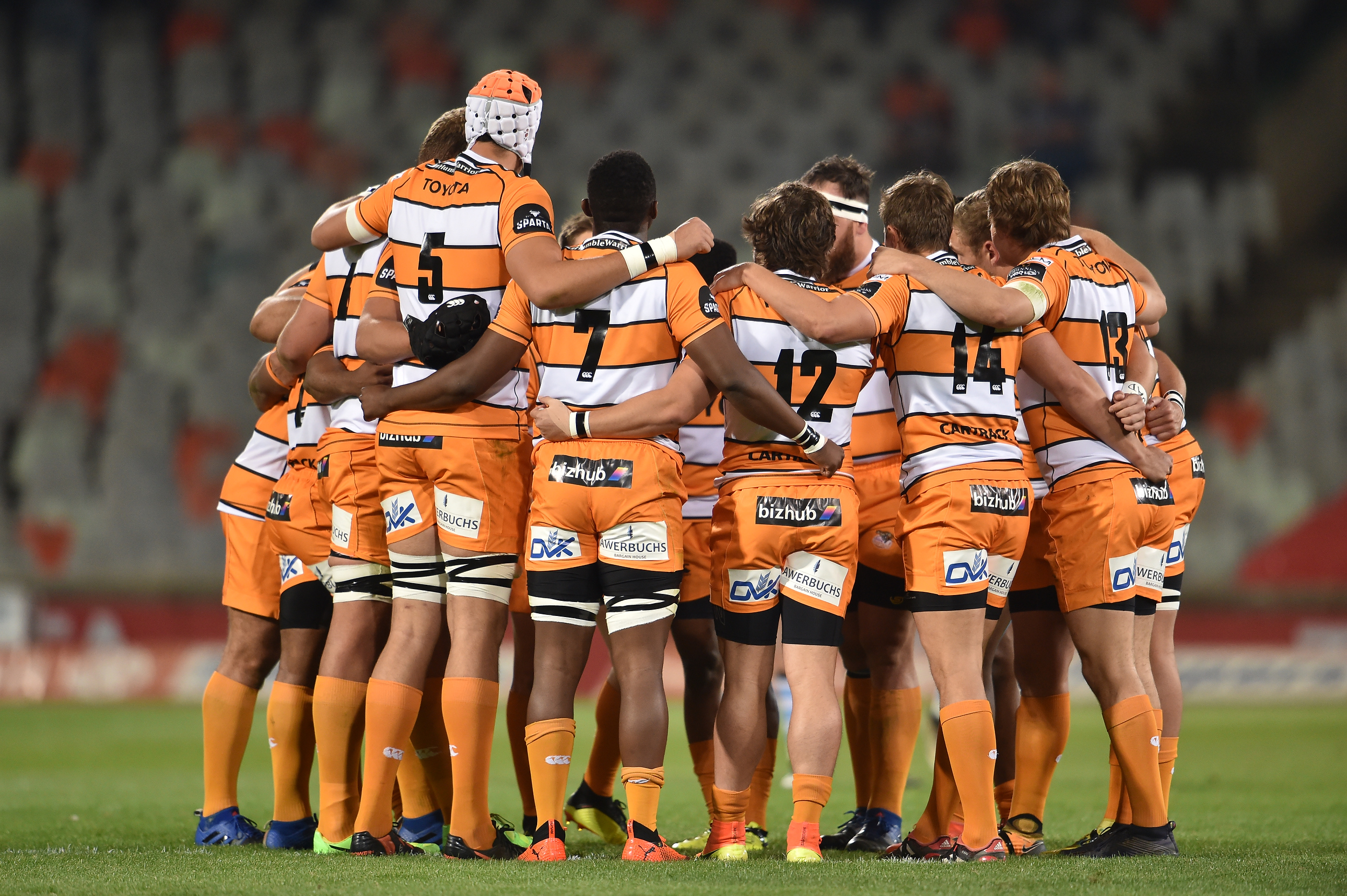 Cheetahs set for player clearout