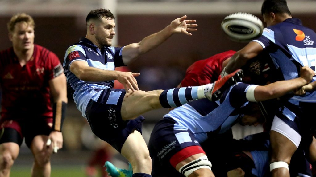 Clinical Cardiff upset Munster