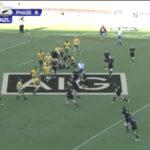 Highlights: All Blacks vs Wallabies