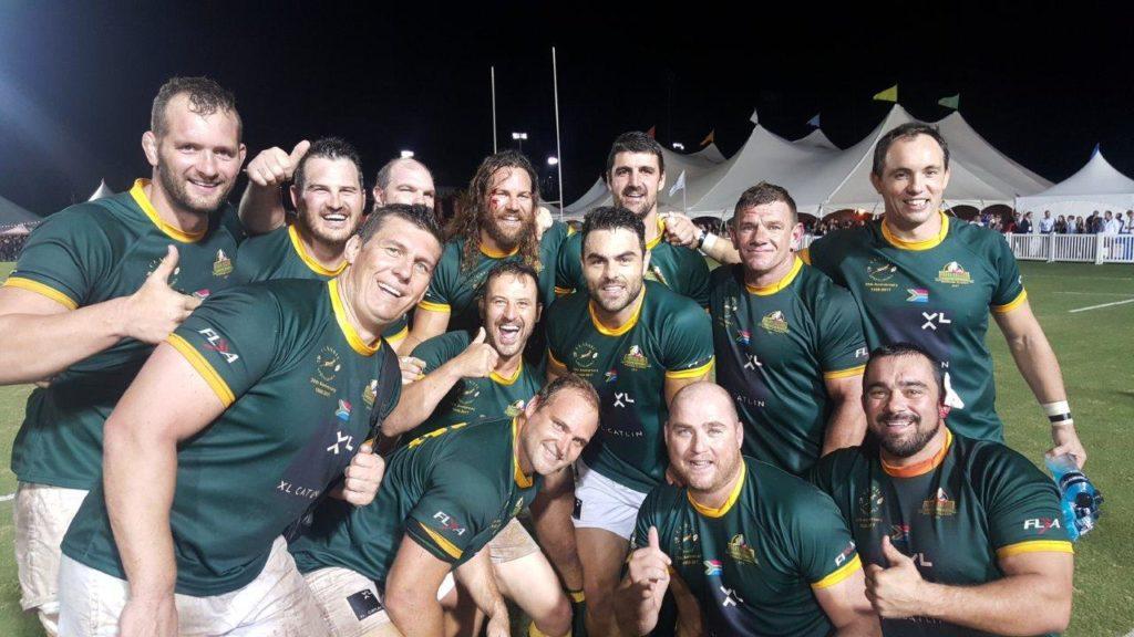 The Classic Springboks