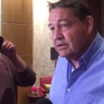 Watch: Hansen chats to media at hotel