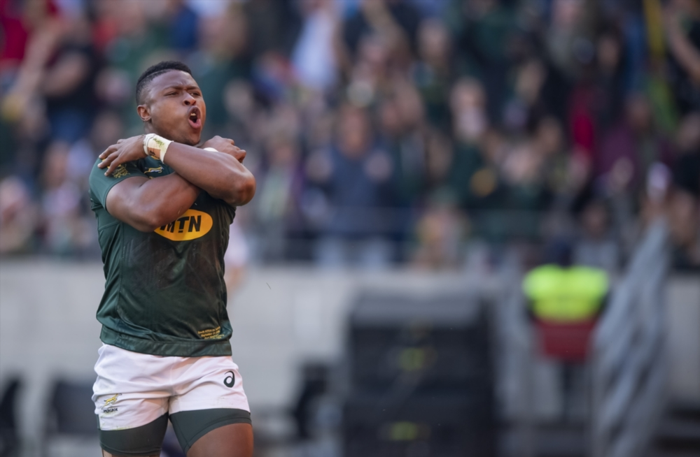 Dyantyi handed four-year suspension
