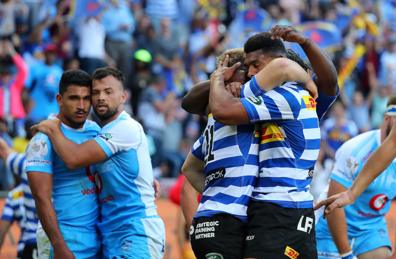 Paul de Wet, Damian Willemse, WP