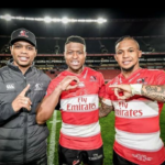 Lions family welcomes back Bok 'sons'