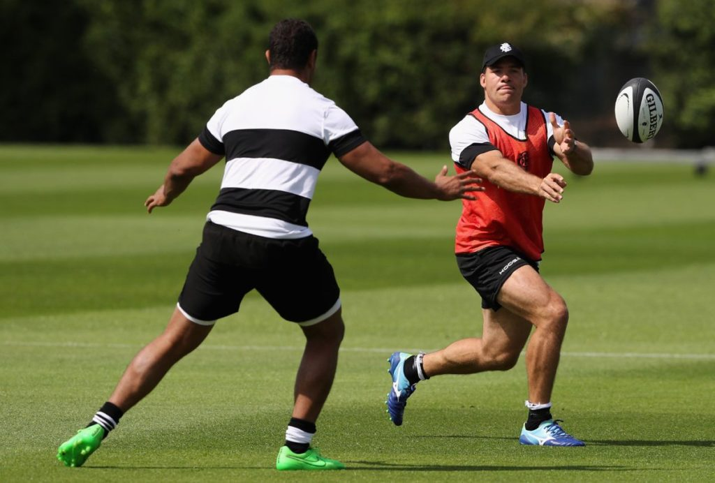 Brits to play for Rassie's Baa-Baas