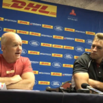 Watch: WP press conference