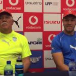 Watch: Blue Bulls press conference