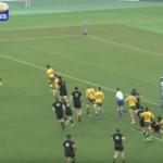 Watch: Play of the Week (Bledisloe Cup)