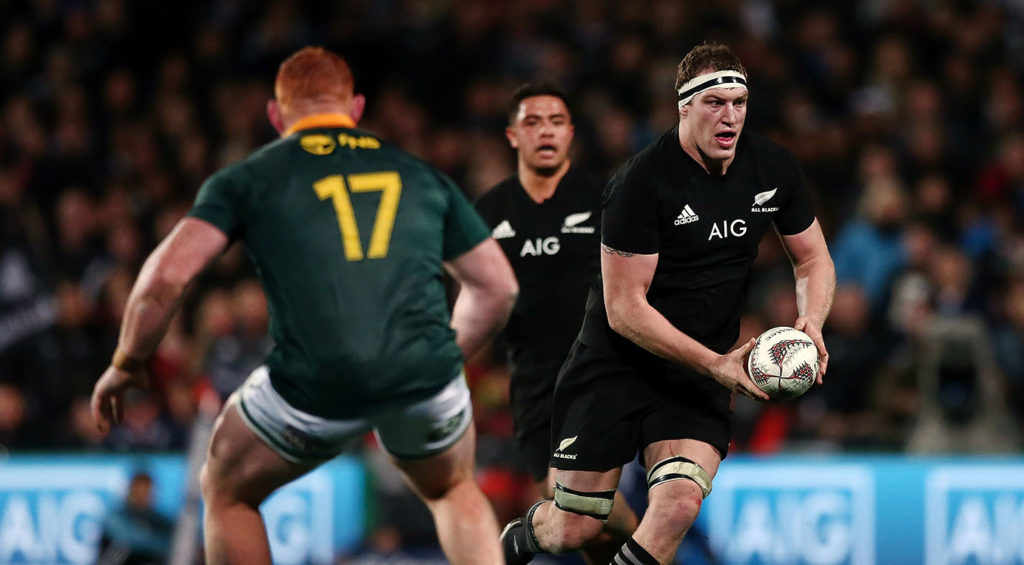 All Blacks Brodie Retallick