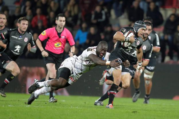 Toulouse close in on leaders Clermont