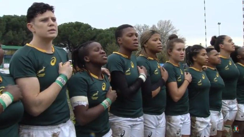 Springbok Women