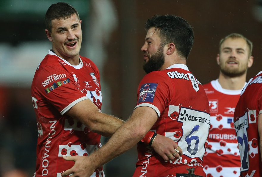 Grobler seals deal for Gloucester