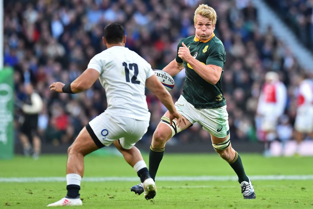 Three Boks in NZ Rugby World magazine's World XV