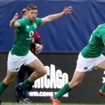 Ireland thump Italy in Chicago