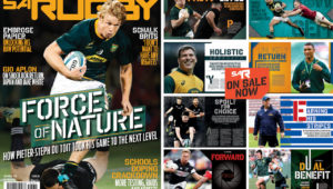 SA Rugby magazine Issue 253