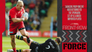 Vincent Koch SA Rugby magazine