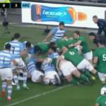 Highlights: Ireland vs Argentina