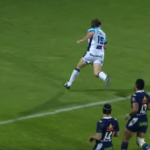 Watch: Steyn scores Top 14 try