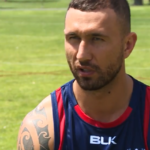 Watch: Cooper on Rebels, Reds
