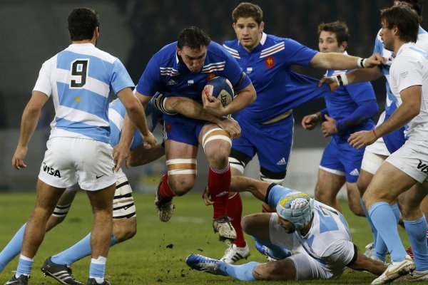 RUGBY FRANCE ARGENTINE